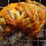 Nutrition Adventures GOlden Chicken recipe throw some slits into it