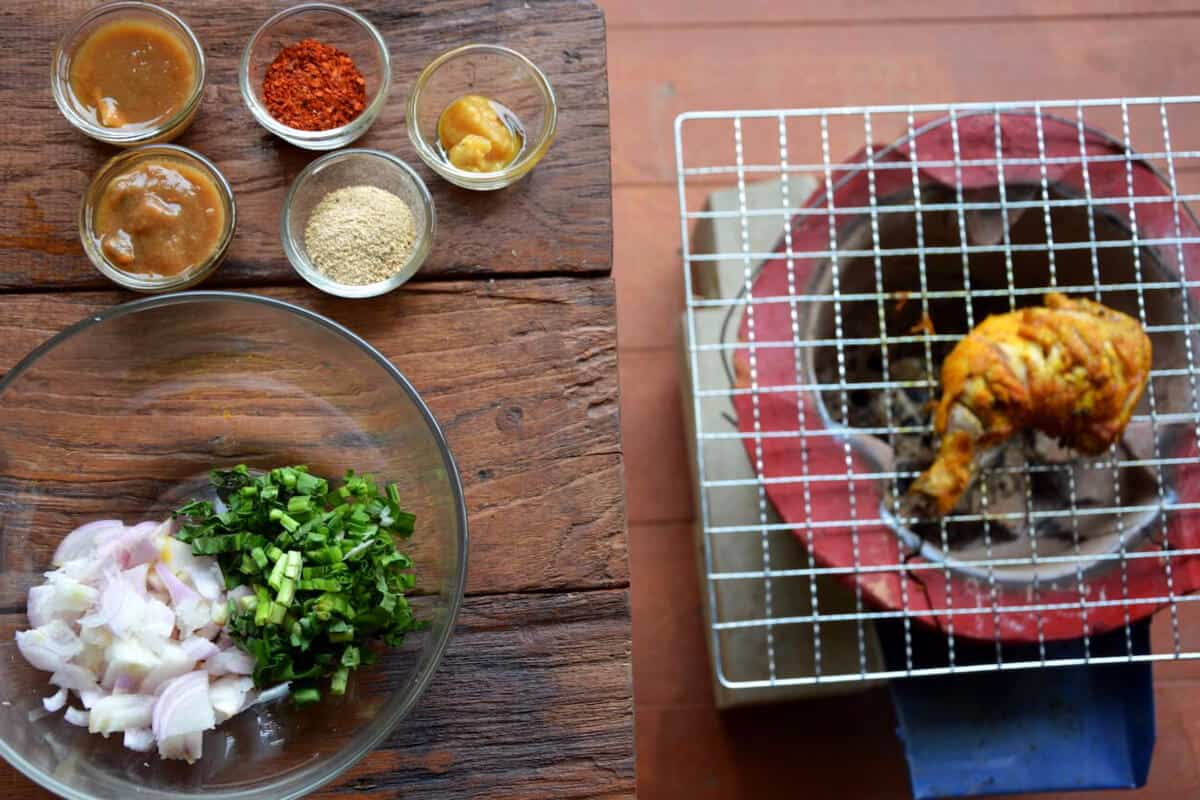 time to make the tamarind sauce Nutrition Adventures recipe