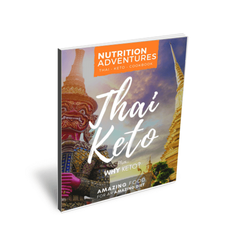 Thei Keto Mini Cookbook Cover copy