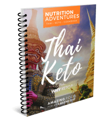 thai keto cookbook Nutrition adventures