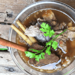 Authentic Bone Broth Recipe (with video) | Keto, Paleo, GF