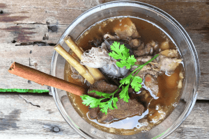 Authentic Bone Broth Recipe – Thai Recipe (with video) | Keto, Paleo, GF