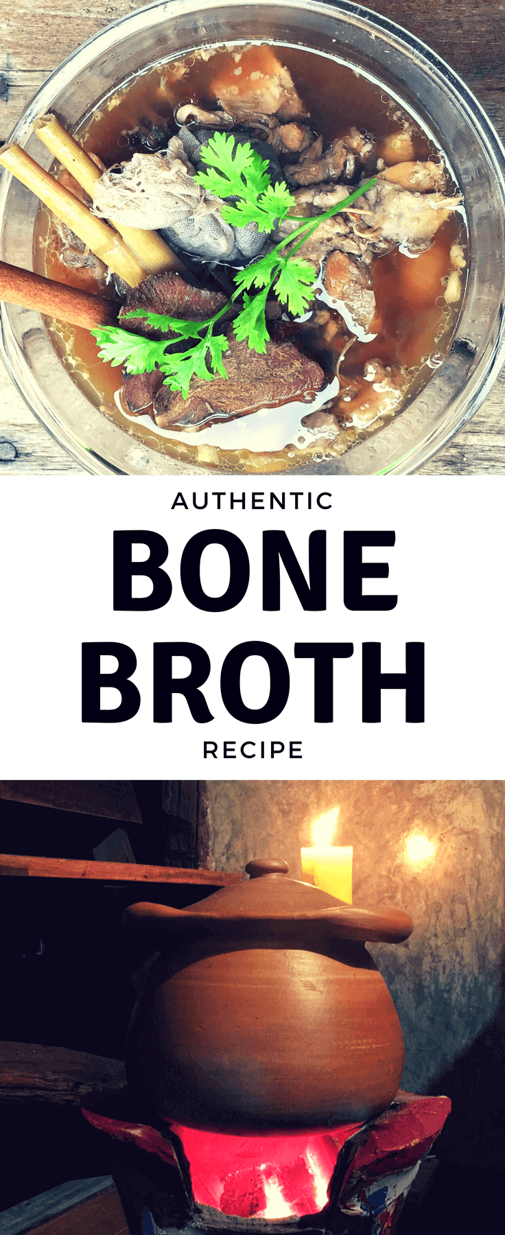 Bone Broth recipe pinterest