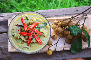 Thai Green Curry Recipe (Gaeng Khi Wan Gai) – Chicken Coconut Soup