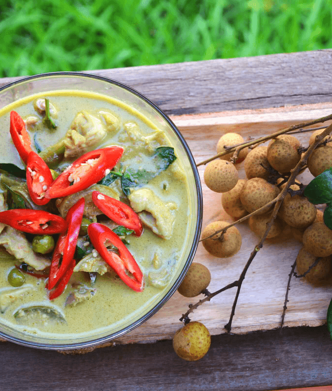 Green Curry Chicken Recipes