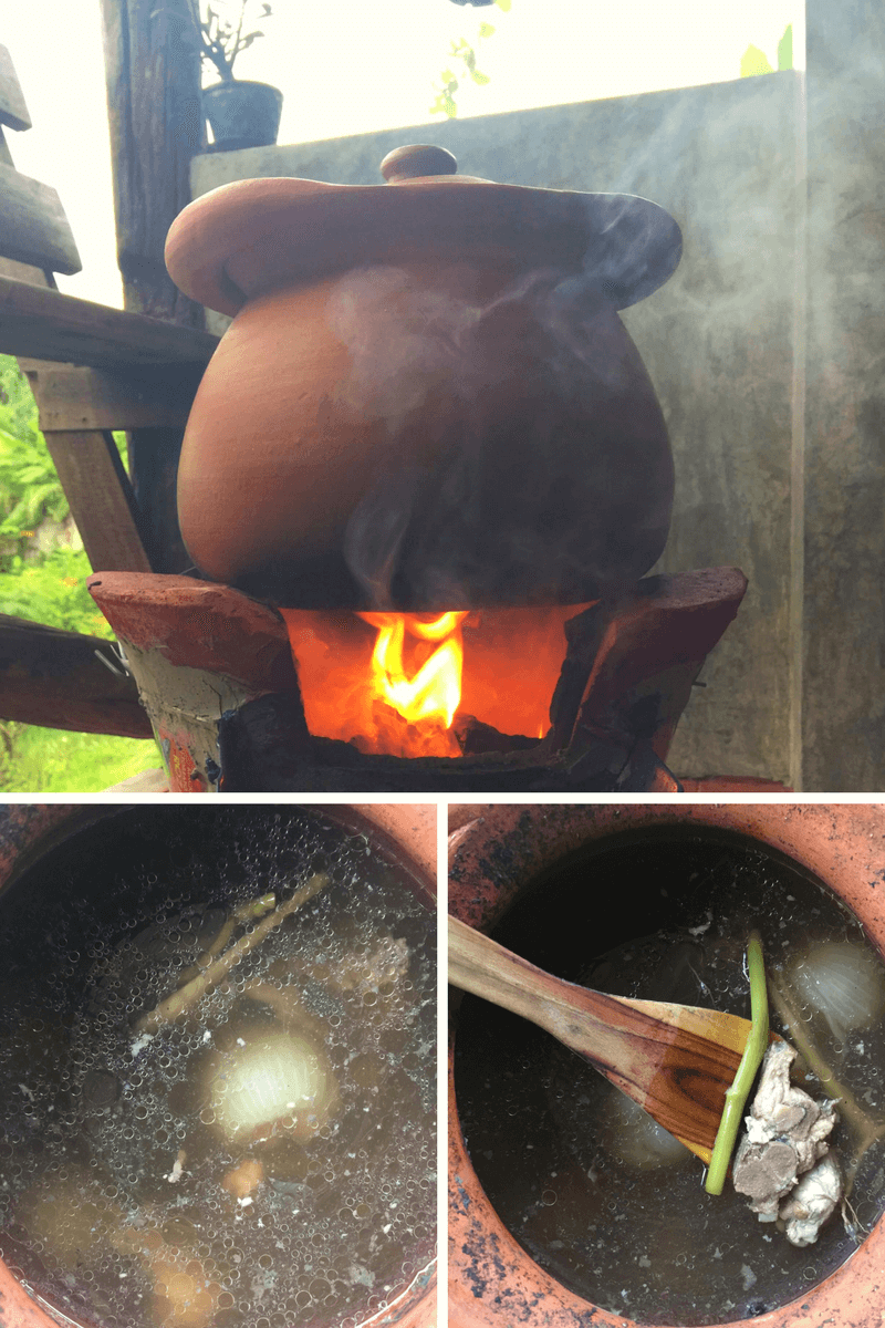 slow cook bone broth recipe
