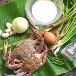 Crab Curry Stir Fry Thai Recipe Nutrition Adventures