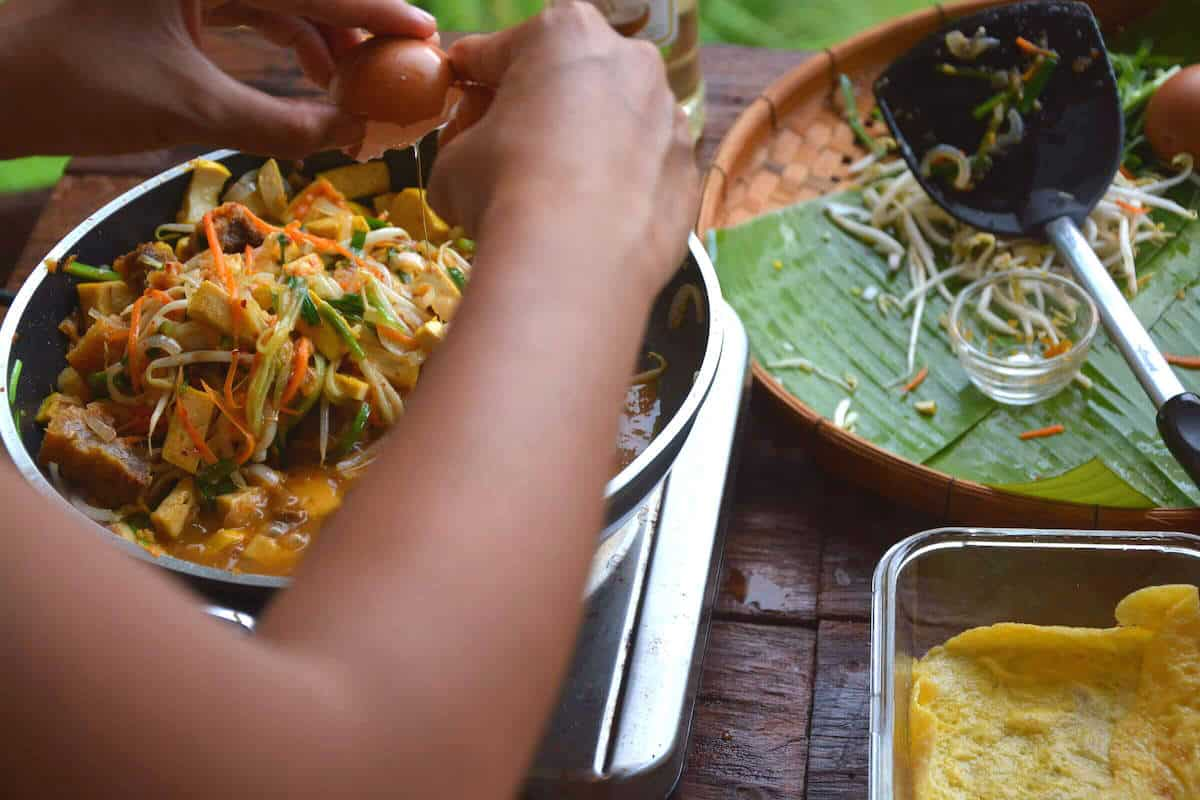Pad Thai recipe by Nutrition Adventures