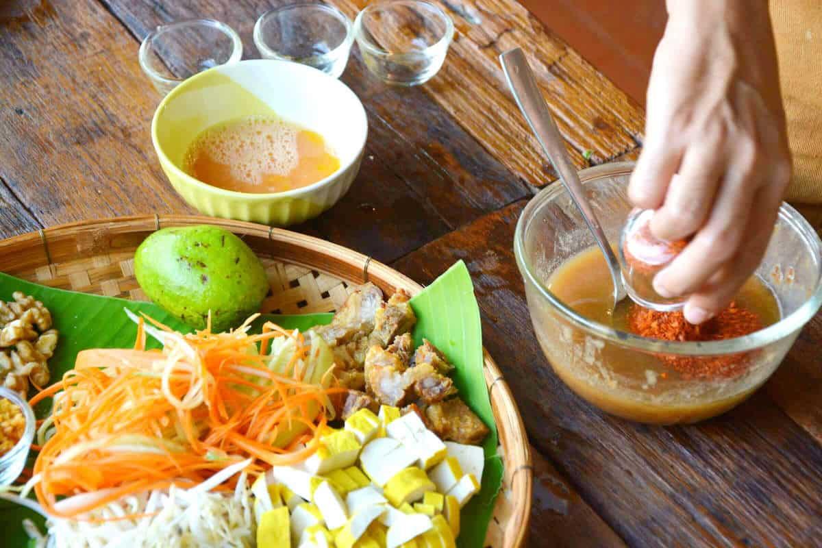Keto Pad Thai Nutrition Adventures Pad Thai Sauce Tamarind Sauce