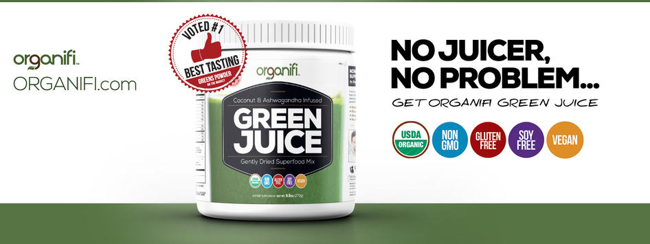 organifi green juice powder review