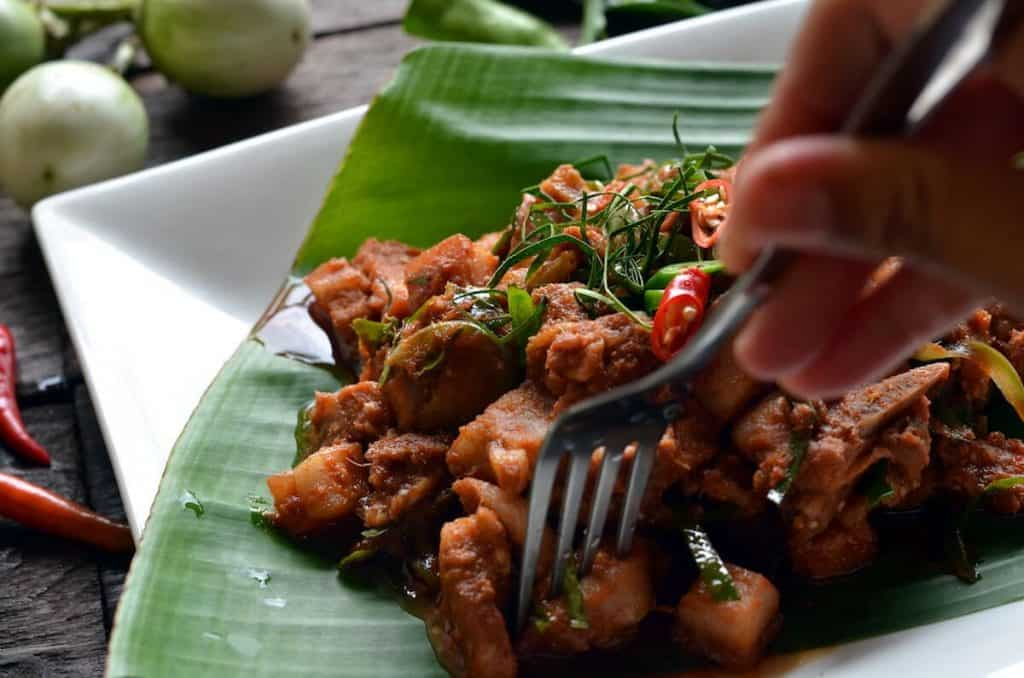 Best Red Panang Curry Recipe