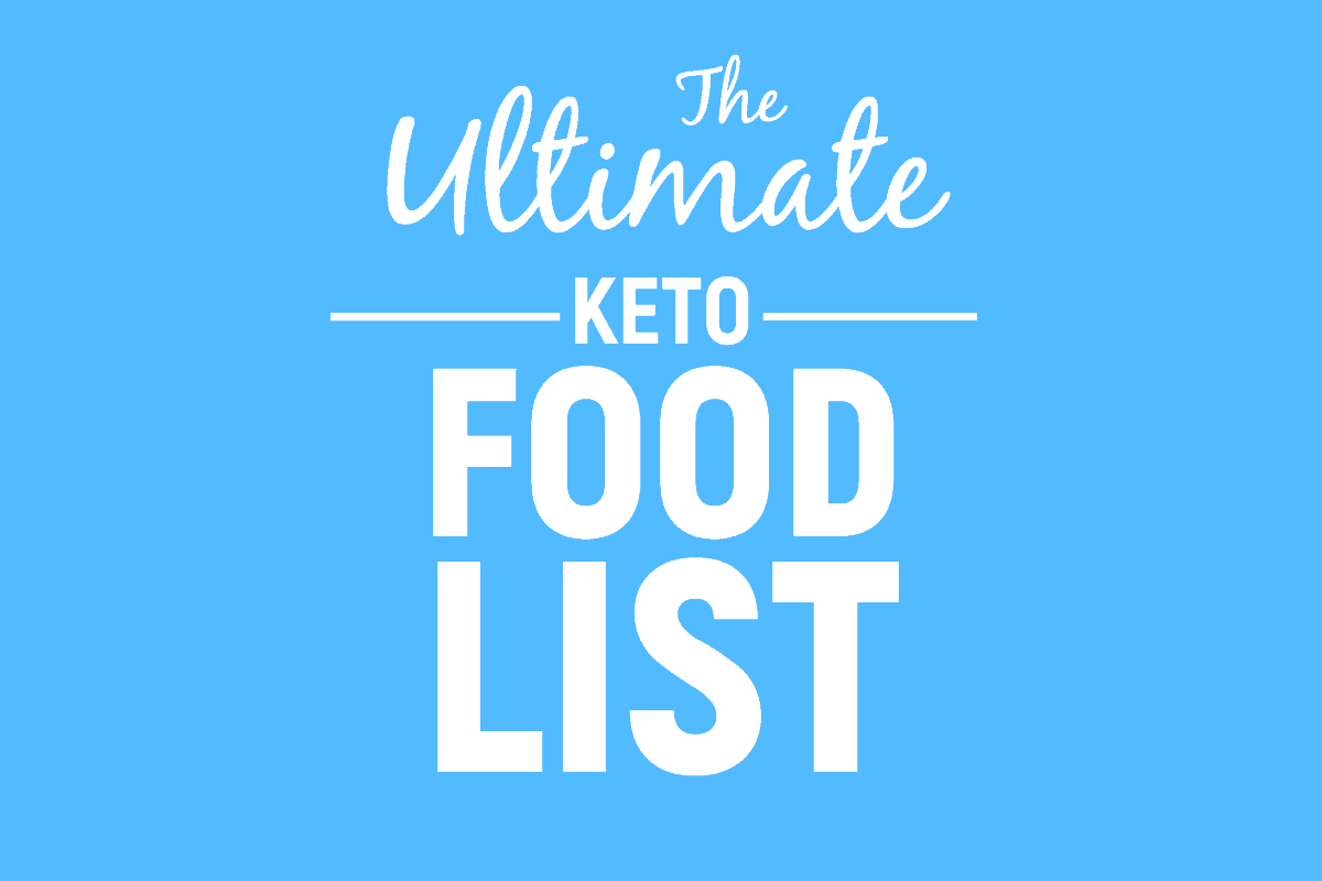 picture relating to No Carb Food List Printable named Keto Meals Checklist additionally Printable PDF Down load as a result of Vitamins