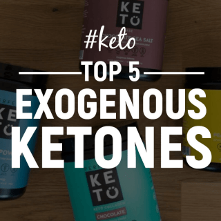 Exogenous Ketones - top 5