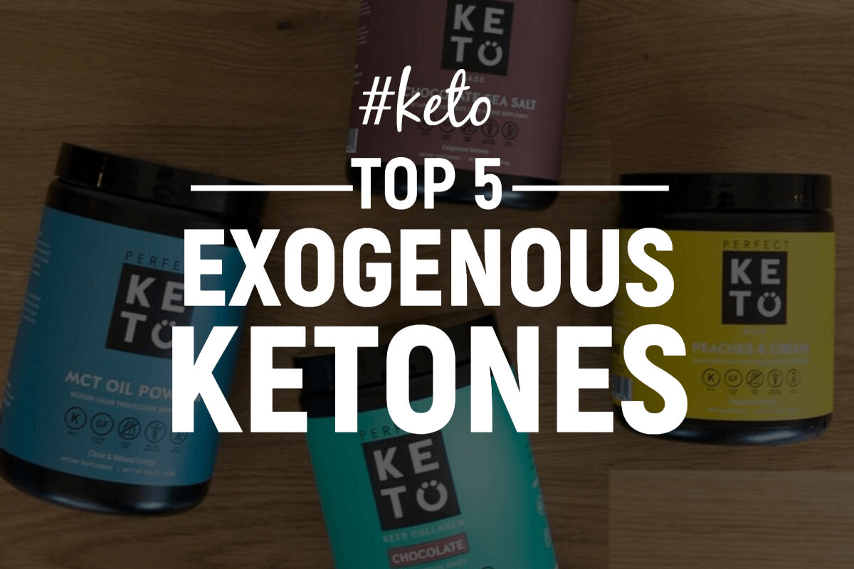 Best Exogenous Ketones on Amazon