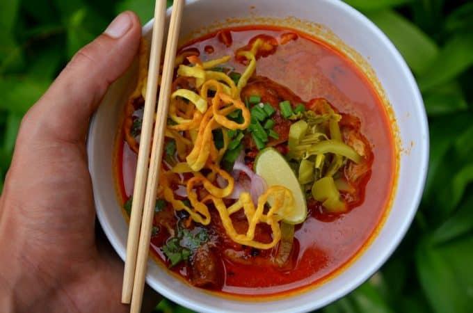 khao soi recipe