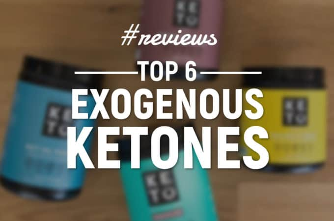 exogenous ketones