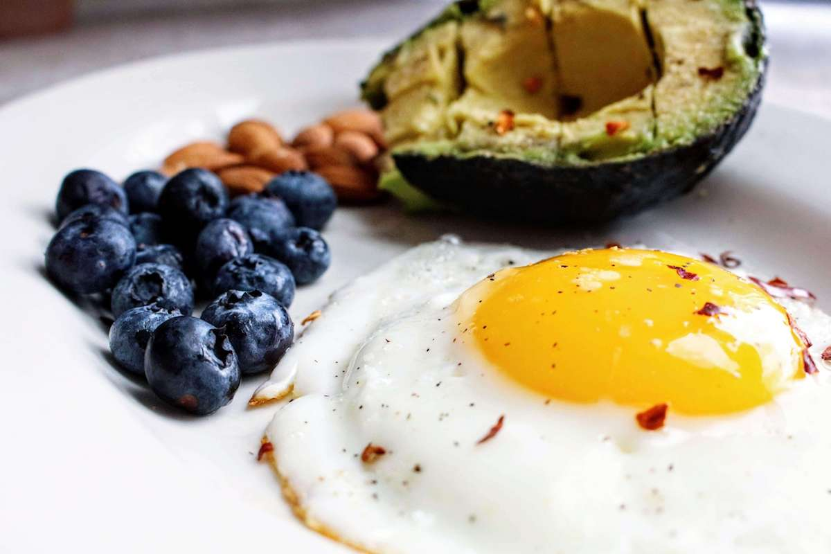 keto breakfast biotin