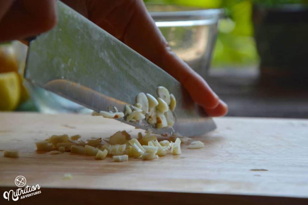 garlic ingredient