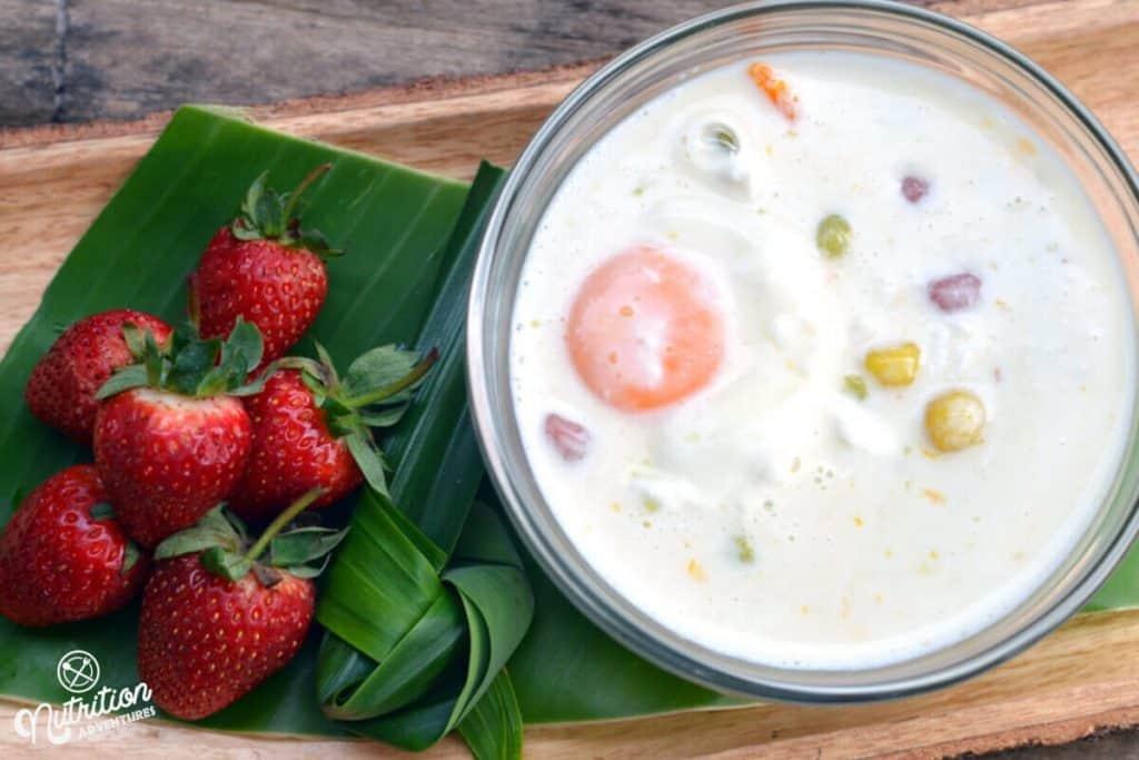 bua loy thai dessert recipe
