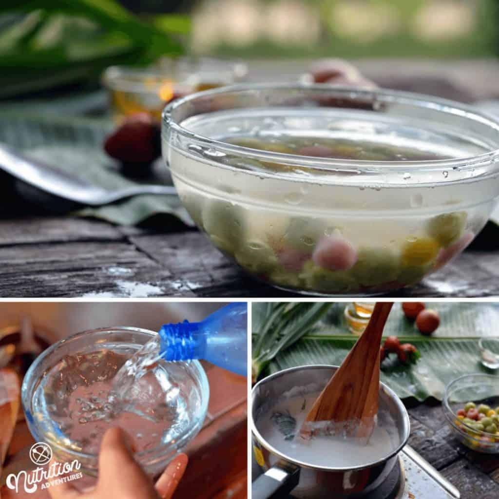 coconut milk dessert recipes