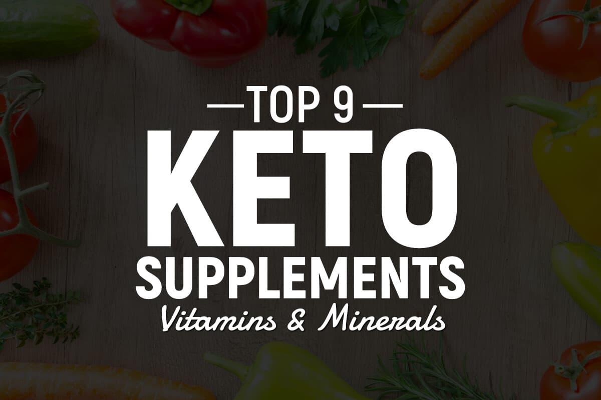 9 Best Keto Supplements Vitamins Minerals Nutrition Adventures Natures Way Multivitamin With Spirulina 200 Tablets