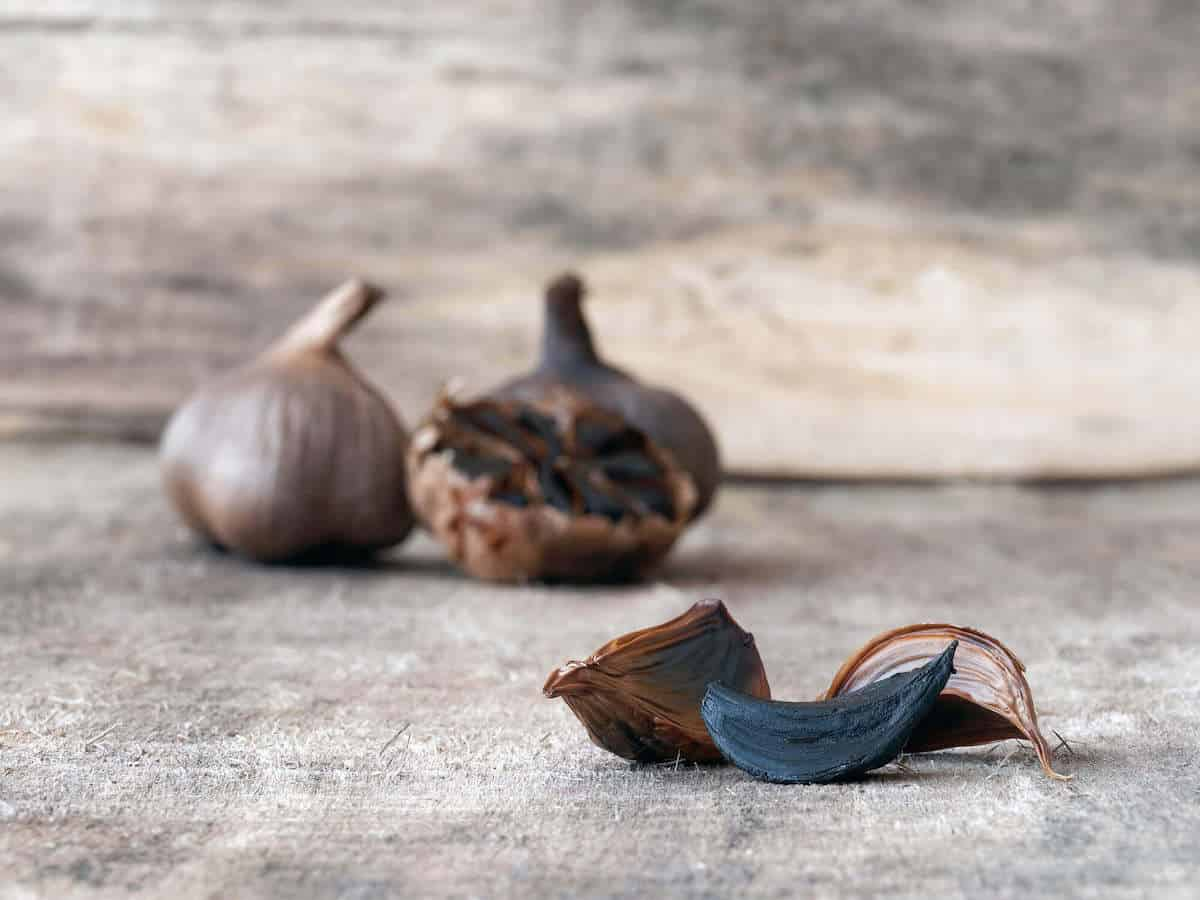 benefits of black garlic