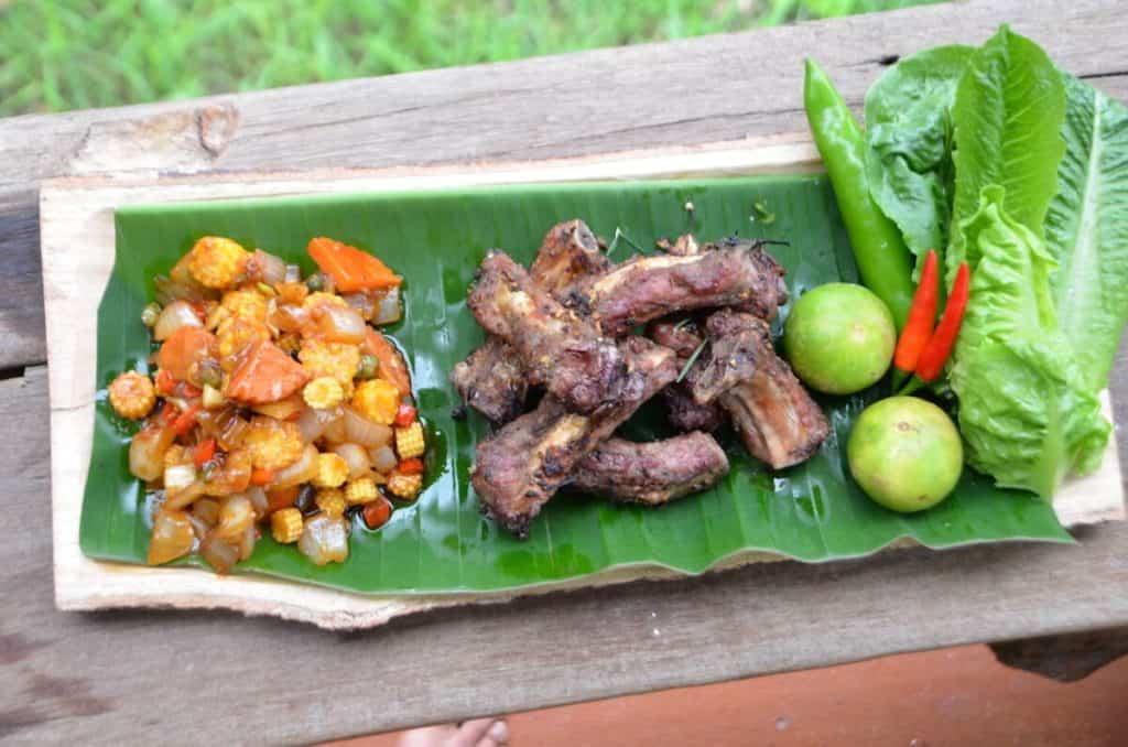 BBQ Pork Thai Recipe