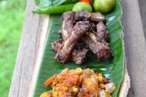 bbq pork thai recipe