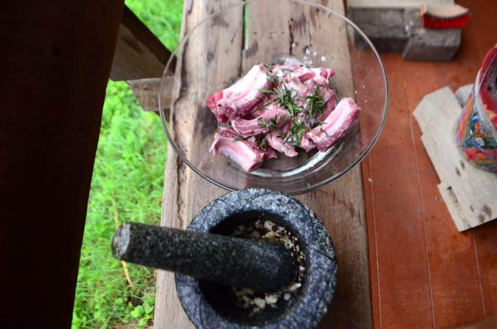 bbq thai recipe