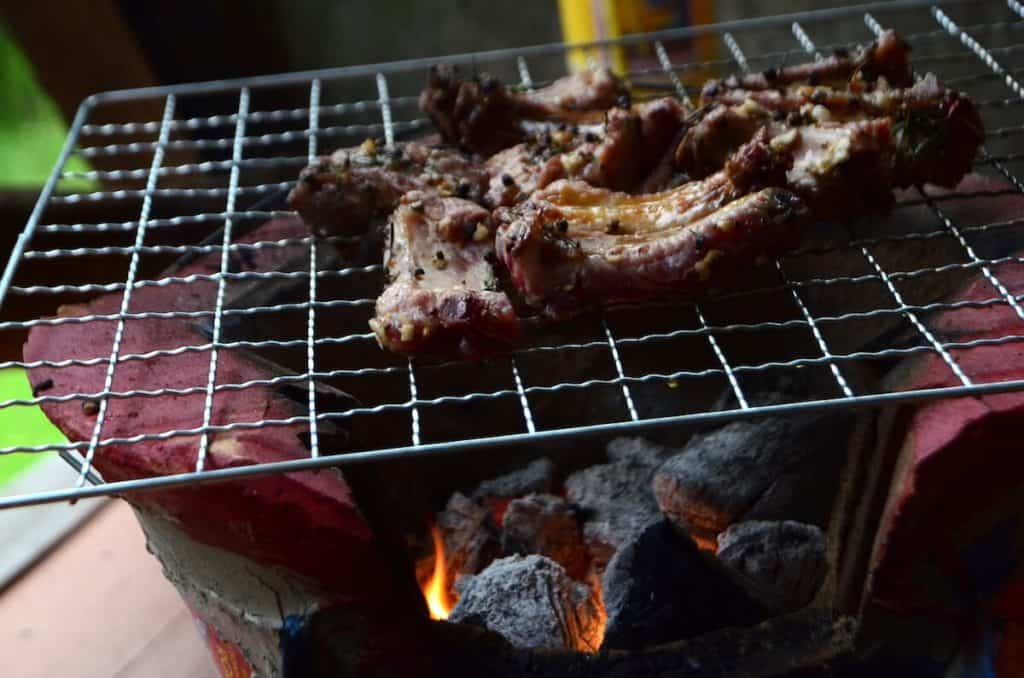 thai barbecue pork