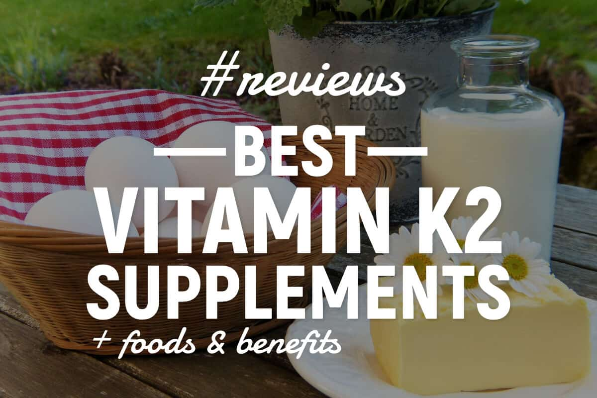vitamin k2 supplement