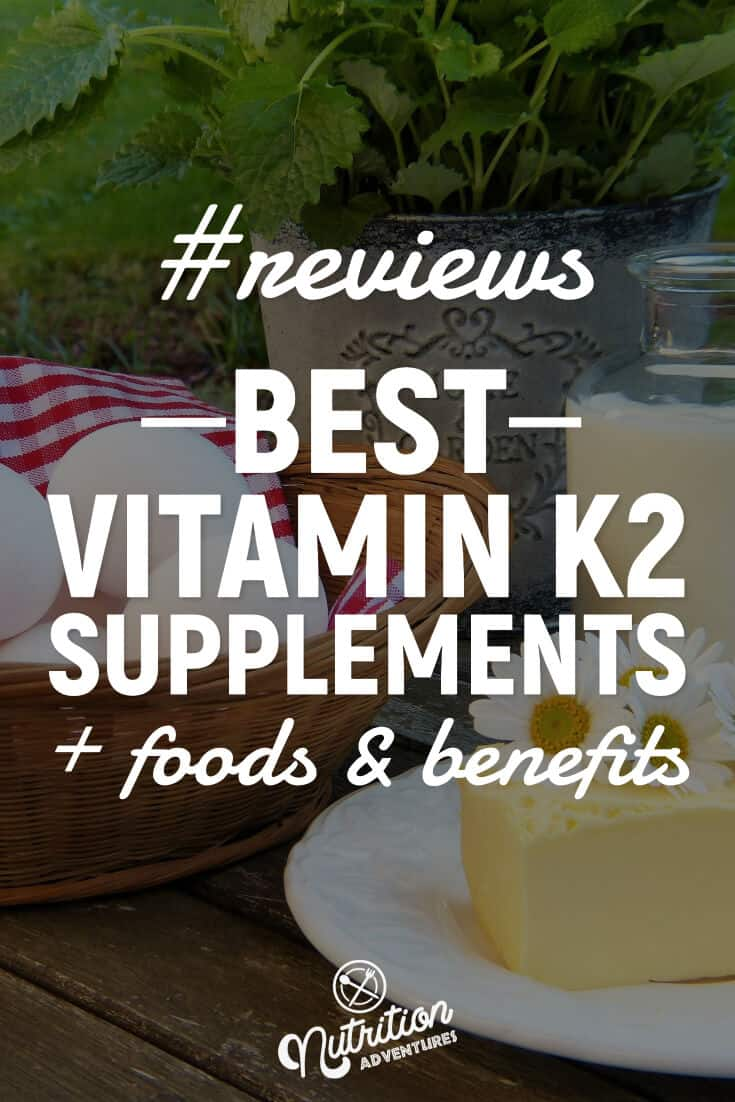 best vitamin k2 supplement
