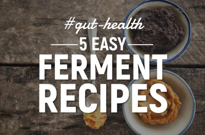 fermented food recipes