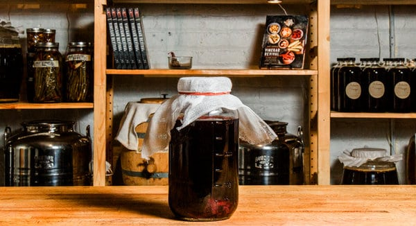 fermented red wine vinegar
