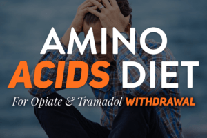 tramadol withdrawal and amino acids diet